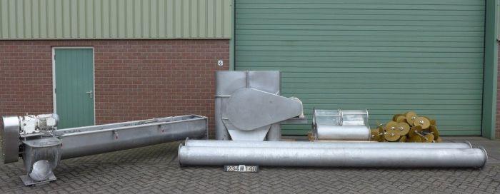 Other floveyor Vertical conveyor screw