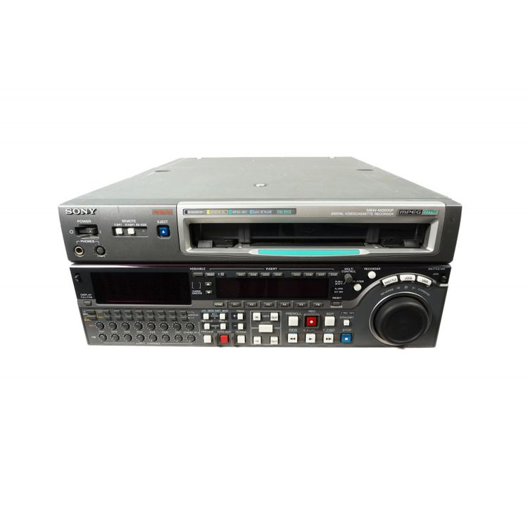 Sony MSW-M2000P Multiformat recorder / player