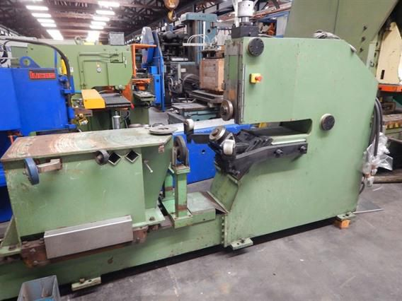 Termoz shear & beading machine