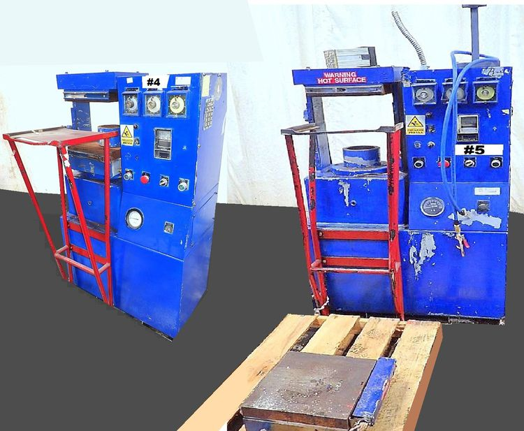 2 PHI SB-230H-4-MIC SELF CONTAINED PRESSES
