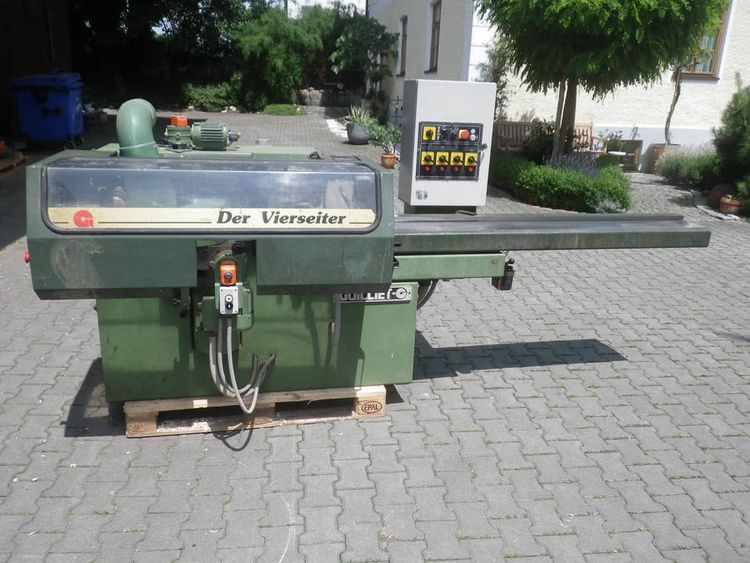 Guilliet KXY 89, Four Side Planing Machine