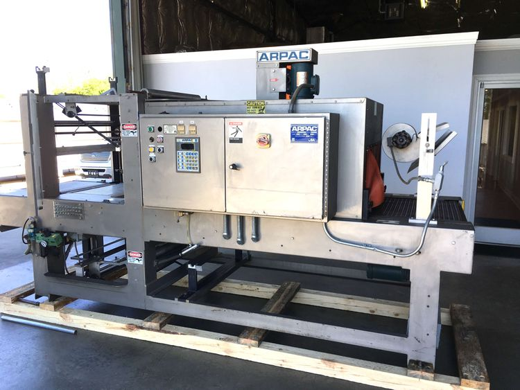 Arpac 25tw28  Tray Shrink Wrapper