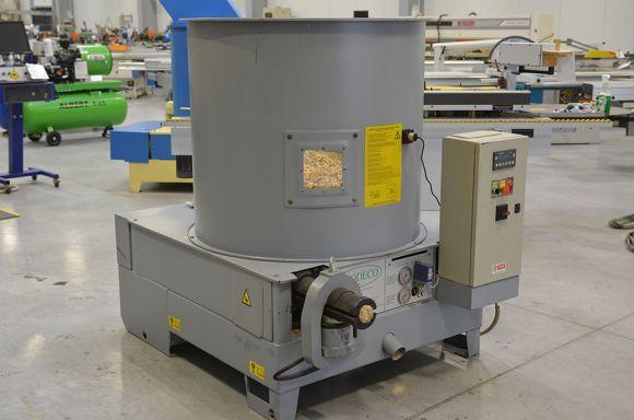 Prodeco Briquetting machine