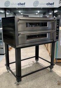 Moretti iD1065D Double Deck Pizza Oven
