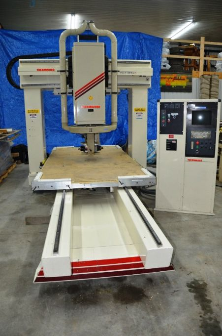 Thermwood C-67 9100 Super Controller 5 Axis Router