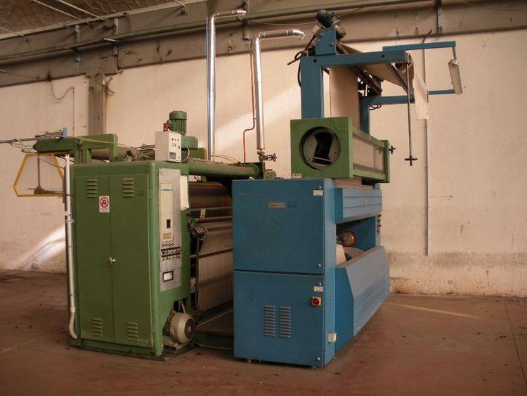 Kettling & Braun 180 Cm Calender Machine