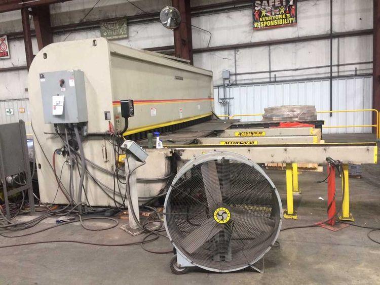 Accurshear Hydraulic Shear