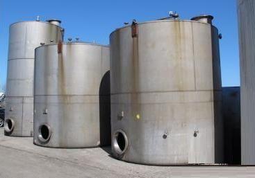 2 H. Pontifex & Sons Stainless Steel Storage Tank