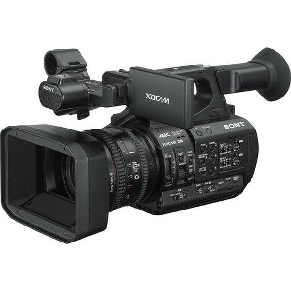 Sony PXW-Z190 4K, Professional handheld camcorder