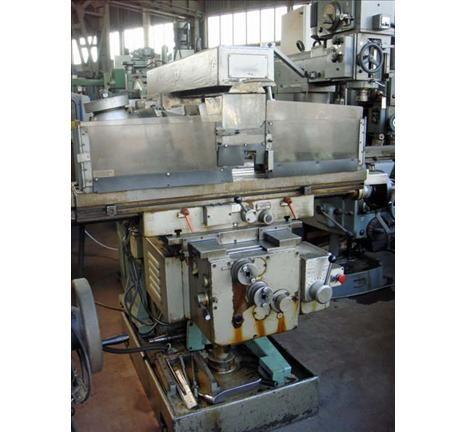 Deber universal milling machine 2000 rpm