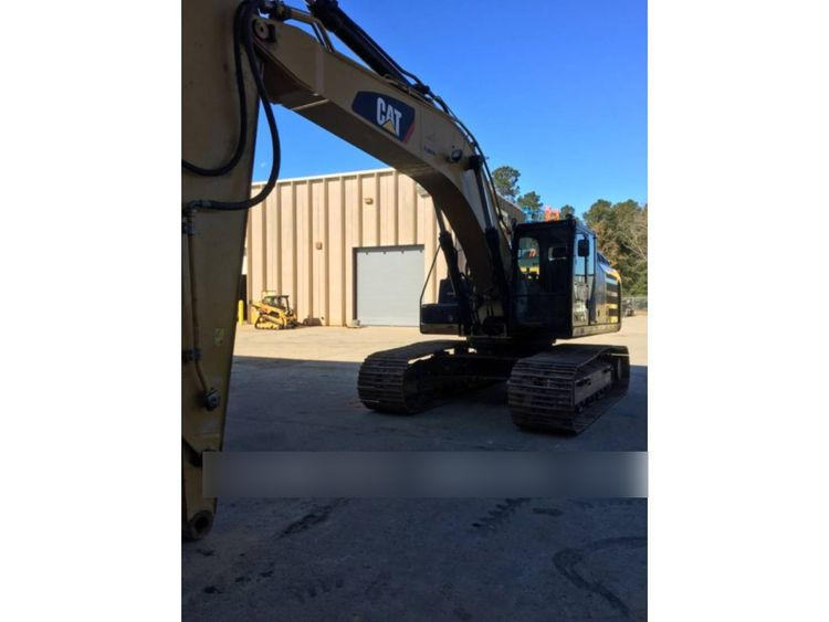Caterpillar 336EL Tracked Excavator