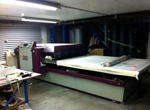 Monti Antonio 200 MAXIPRINTER  large press for flat sublimation thermoprinting