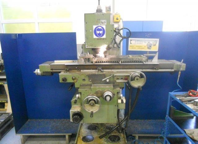La Mecanica, Romania FV 36 vertical Variable