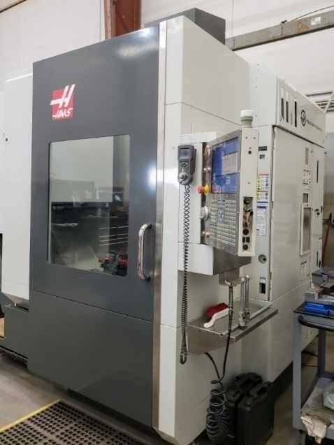 Haas UMC-750 5 Axis