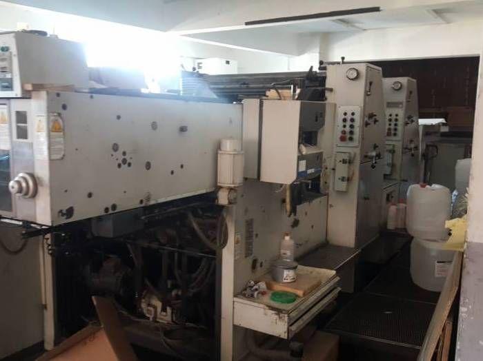 MAN Roland Rekord RZK 3B 2 102 x 72 cm (40 x 28 inch)