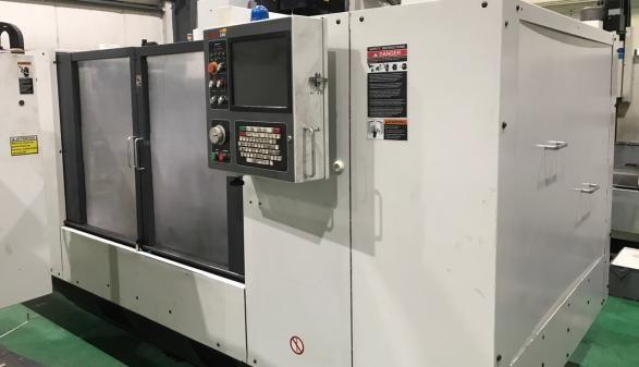 Fadal VMC-6030HT 5 Axis