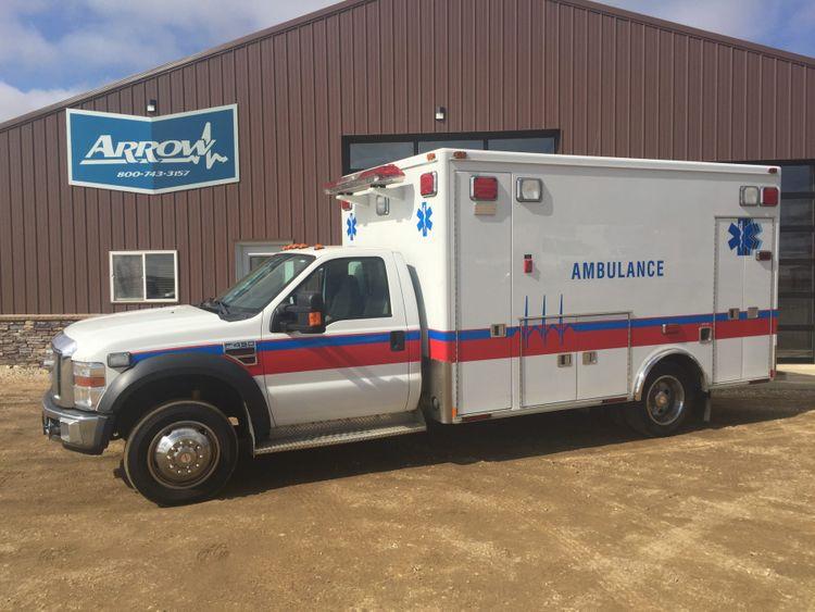Ford F450, Heavy Duty Medtec Ambulance
