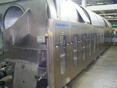 Kannegiesser TT50 / 13 Continuos Batch Washer