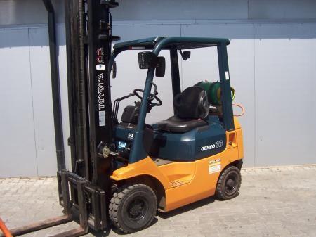 Toyota 7-FG10 1000 kg