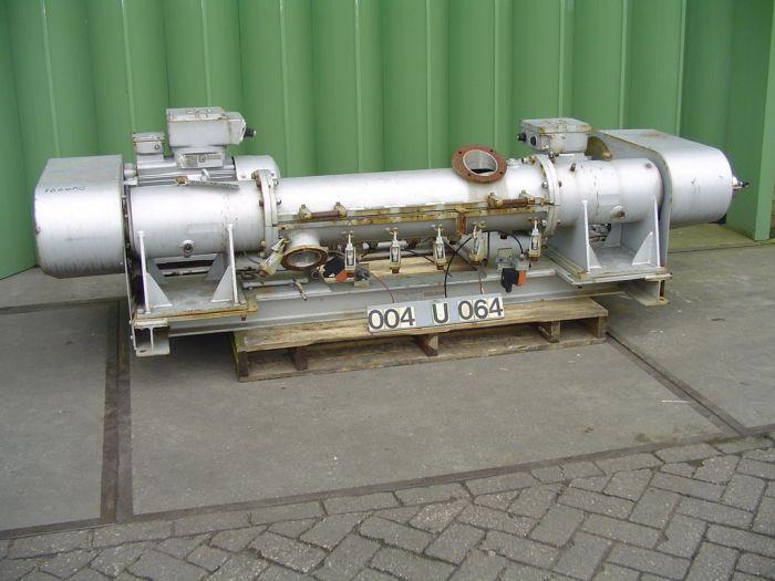 Thyssen TK/D 250 - Cold mixer