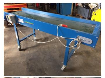 MASS NP SPEC Conveyor