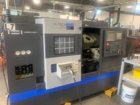 Hwacheon Fanuc 21T 5000 rpm Hitech 200A 2 Axis