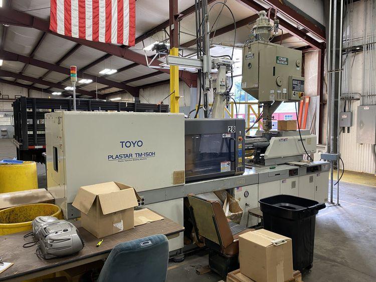 Toyo TM-150H 150 T