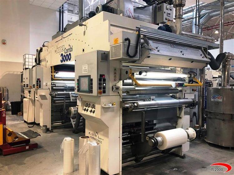 Nordmeccanica SUPER COMBI 3000 Laminator / coating machine