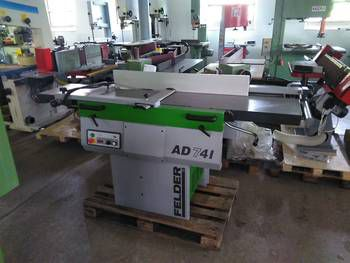 Felder AD741, Sourface And Thickness Planer Combined