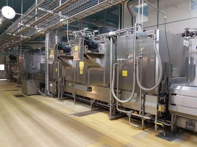 Stein JSO-IV-40-22TF Jet Stream® linear impingement oven
