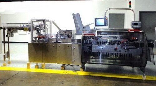 Bosch CUT120 Automatic Horizontal Tuck Cartoner