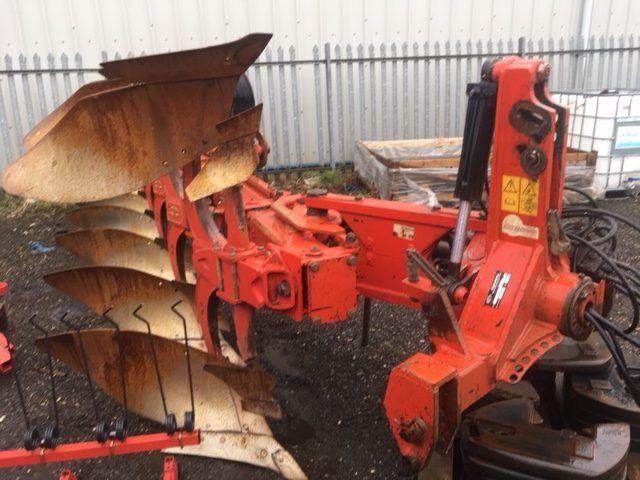 Gregoire Besson RWB 7 Plough