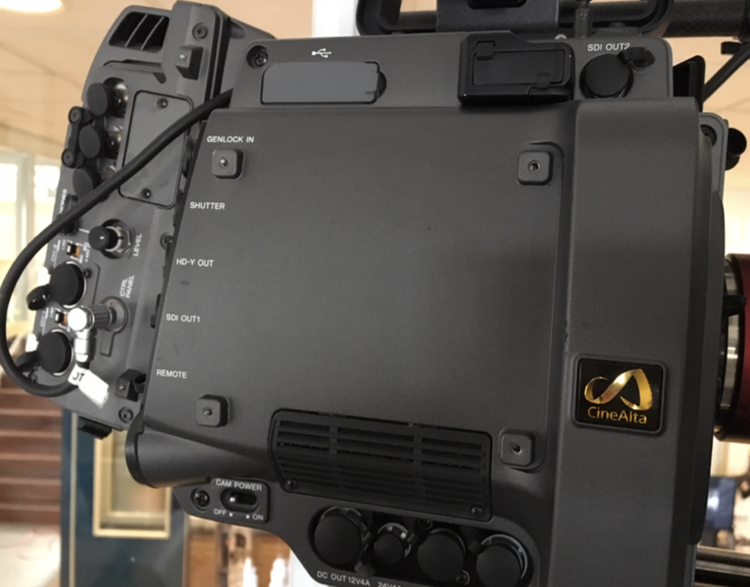 Sony F65RS Camera Package