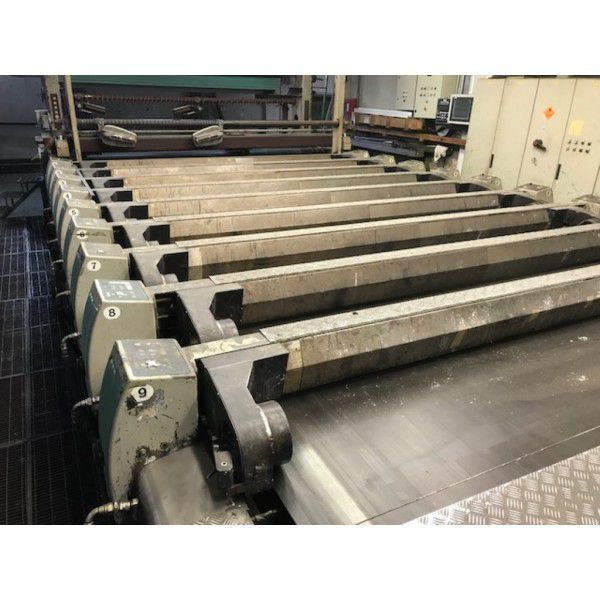 Reggiani Unica 320/9/9 320 Cm Rotary printing