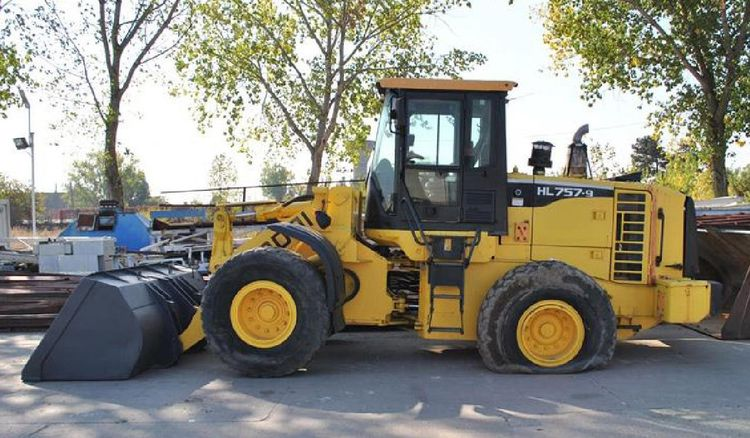 Hyundai HL 757/9 Wheel Loader