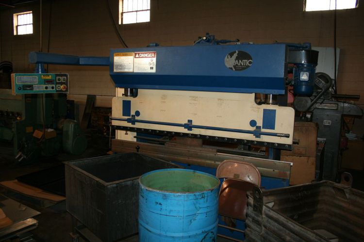 Atlantic HDE45-6, Hydraulic Press Brake Max. 45 Ton