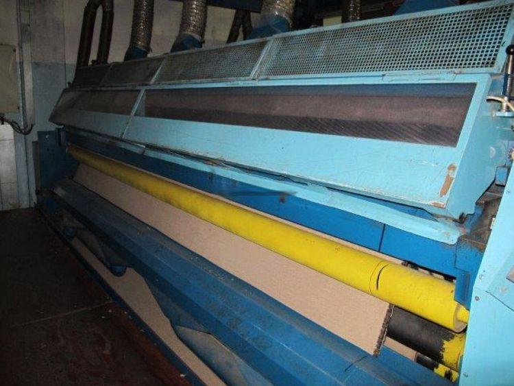 Paulus Carpet shearing unit 400 Cm