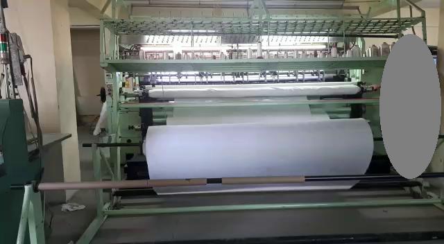 Meca Ecording Quilting Machine