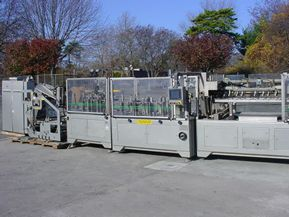 Volpak S-270-DF, HORIZONTAL FORM FILL SEAL POUCH MACHINE