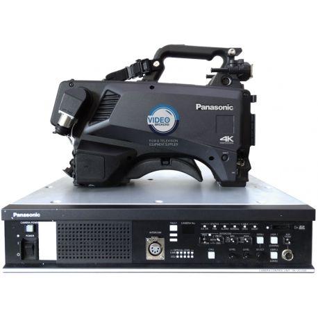 Panasonic AK-UC3000GSJ 4K Studio broadcast camera