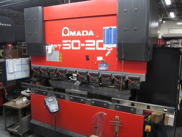 Amada HFT 50-20S 55 Ton