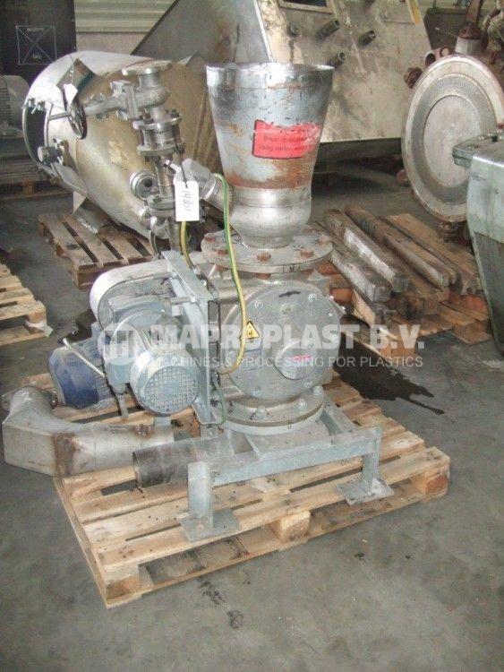 Waeschle 2VB 250.1.9.sc, Dosing valve
