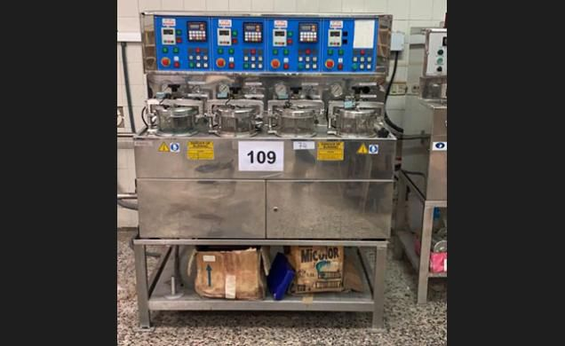 Ugolini laboratory sample dyer