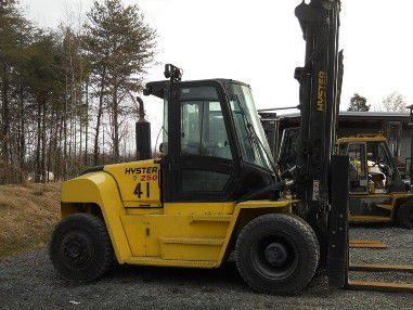 Hyster Forklifts H250HD 12.5 Ton 25,000lb