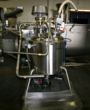 Bulling Metal 50 Gallon Jacketed Reactor/Blend Tank