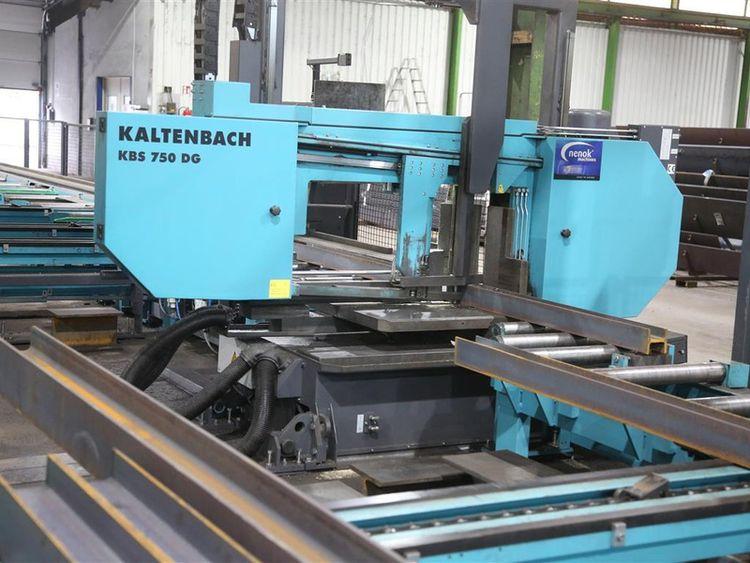 Kaltenbach KBS 750 DG vertical NC control (measuring length max. 12 m)