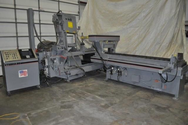 Hem VT-125-HA-1 HORIZONTAL BAND SAW AUTOMATIC