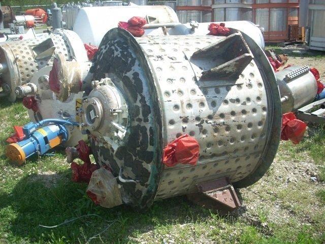 Expert Industries 30 Gallon Stainless Steel Reactor