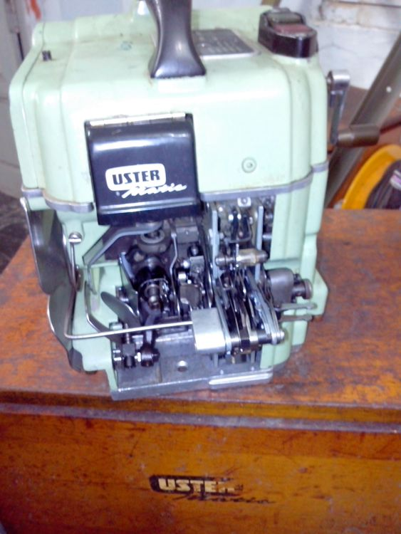 2 Others matic knotting machine