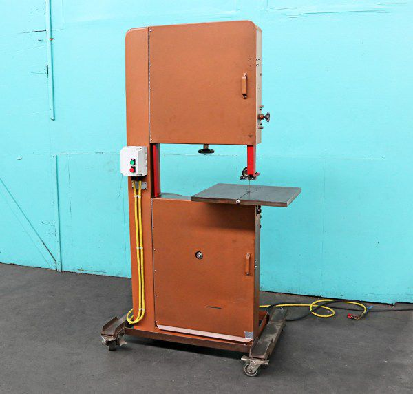 Whitney A24S Band Saw Semi Automatic